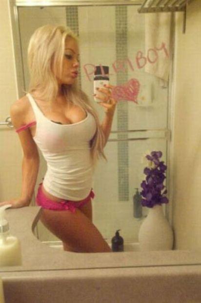 Aynaya bakmayı seven kızlar - 8