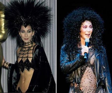 Cher  63 yaşında