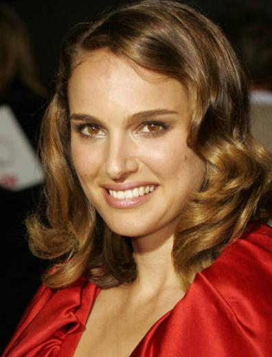 Natalie Portman  Gerçek adı Natalie Hershlag.. Babası İsrailli. Portman, Kudüs'te doğdu.