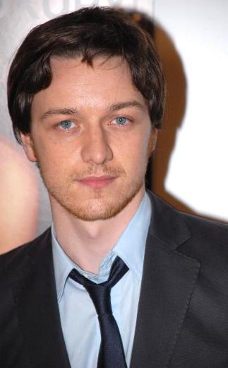 James McAvoy  Hollywood'da bir çok yapımda yer alan aktör İskoçyalı.