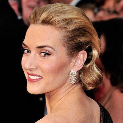 """Kate Winslet Onun Hollywood'daki adı """"İngiliz gülü""""."""