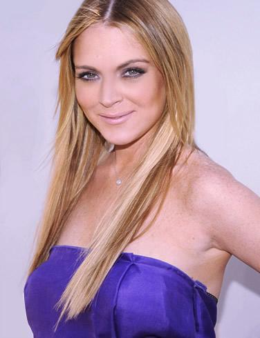 Lindsay Lohan İtalya ve İrlanda kökenli.