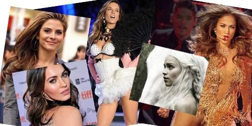 """Dünyaca ünlü internet sitesi Askmen, her sene yayınladığı listeyi yeniledi ve """"Dünyanın en beğenilen 99 kadını"""" listesinin 2012 versiyonunu yayınladı."""