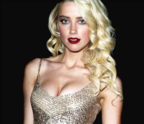 35.Amber Heard