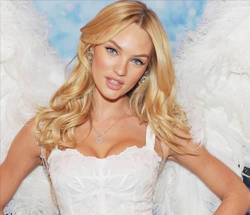 10.Candice Swanepoel