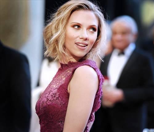 7.Scarlett Johansson