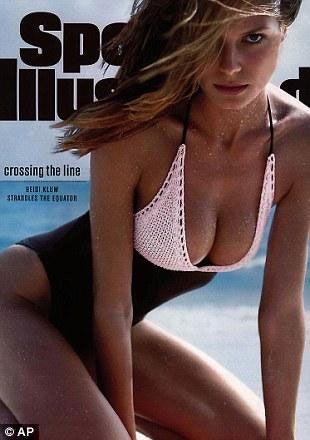 Yıllar önce Heidi Klum..