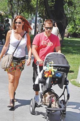 Ama Su bebeğin doğumundan sonra evinin altındaki Lucca Bar ile mahkemelik oldu ve Kemerburgaz'a taşındı.