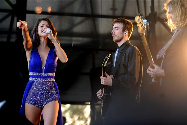Justin Bieber ve Selena Gomez - 20