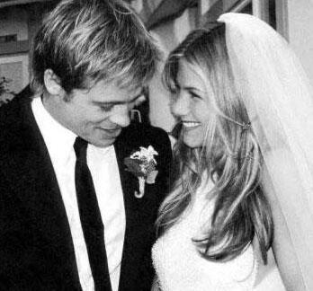 Jennifer Aniston, Brad Pitt ile evlendiğinde 31 yaşındaydı.