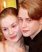 Macaulay Culkin henüz 18 yaşındayken Rachel Miner ile evlendi.