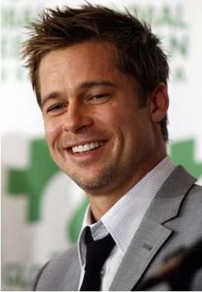 Brad Pitt  18 Aralık 1963 doğumlu. Pitt, yay burcu.