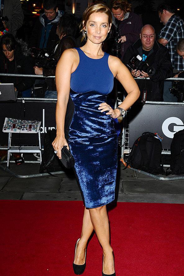 Louise Redknapp'da Kate Winslett'ın izinden gidip, Stella McCartney giyenlerden.