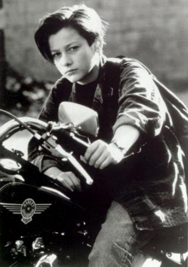 Edward Furlong henüz 14 yaşındayken Terminatör 2'de Genç Connor rolüyle ünlendi.