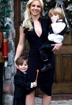 Britney Spears, eşinden ayrılırken çocuklarının velayetini alabilmek için çok zor günler geçirmişti.