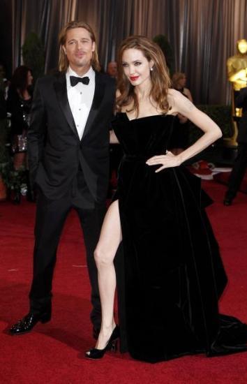 Angelina Jolie / Atelier Versac