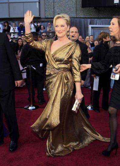Meryl Streep / Lanvin