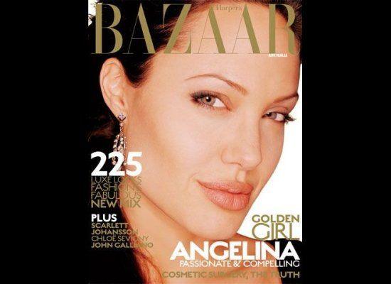 Harper's Bazaar Australia, Mayıs 2004