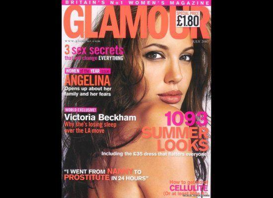Glamour UK, Temmuz 2007