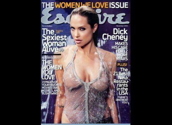 Esquire, Kasım 2004