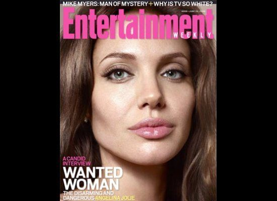 Entertainment Weekly, Haziran 2008