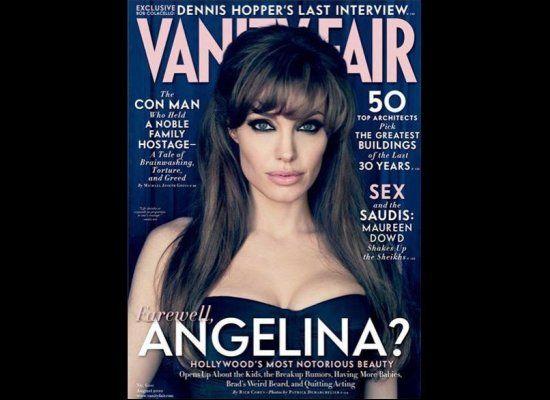 Vanity Fair, Ağustos 2010