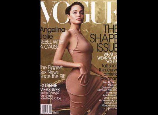 Vogue, Nisan 2002