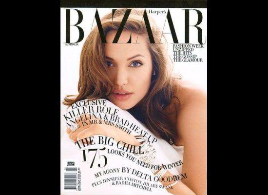 Harper's Bazaar Australia, Haziran 2005