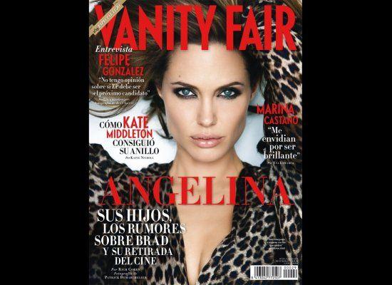Vanity Fair Spain, Ocak 2011
