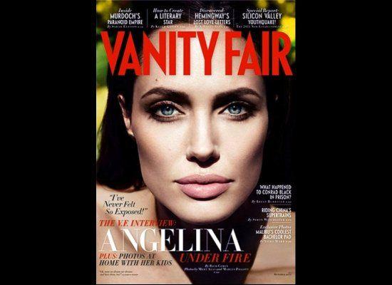 Vanity Fair, Ekim 2011