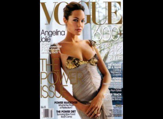 Vogue, Mart 2004