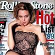 Angelina Jolie'nin dergi kapakları - 1