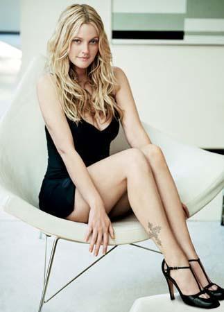 Drew Barrymore 22 Şubat 1975 doğumlu olan yıldız balık burcu.
