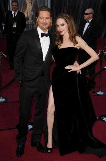 Angelina Jolie oscar gecesine damga vurdu! - 18