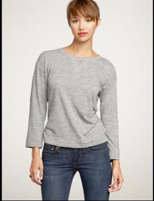 Gap Heathered Sweatshirt