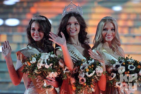 178 cm boyundaki Elizaveta Dünya Güzellik Yarışması'nda Rusya'yı temsil edecek.