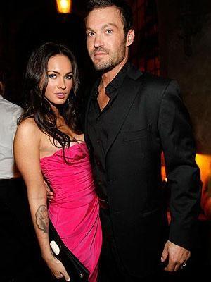 Megan Fox ve eşi Brian Austin Green'in yaşadığı malikanede bir değil bir kaç tane banyo var.