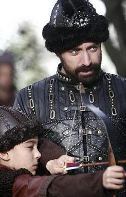 Muhteşem Yüzyıl'da Kanuni Sultan Süleyman'ı deneyimli oyuncu Halit Ergenç canlandırıyor.