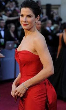 Sandra Bullock geçen yıl 15 milyon dolar kazandı.
