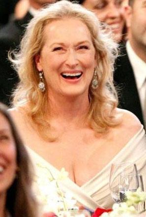 Meryl Streep'in geçen yılki kazandı 10 milyon dolar.