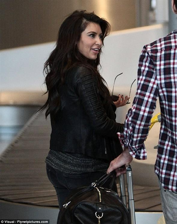 Coolen Rooney, Naomi Campbell ve Megan Fox da saçındaki belirgin açıklıklarla kameralara yakalanmışlardı.
