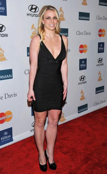 Üçünsü sırada Britney Spears var