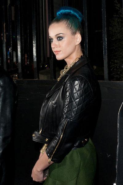 Ve sırada Katy Perry var