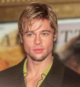 Brad Pitt ilerleyen yaşına rağmen yaşayan en seksi ünlü erkeklerden biri.