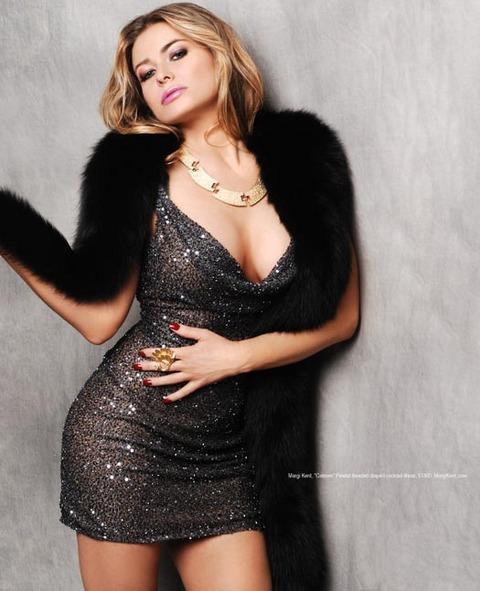 40 yaşındaki ünlü televizyon yıldızı Carmen Electra, uzun süredir ekranlarda görünmüyordu.