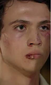 Aynı dizinin Mete'si Aras Bulut İynemli dizide asi ama iyi yürekli bir karakteri canlandırıyor.