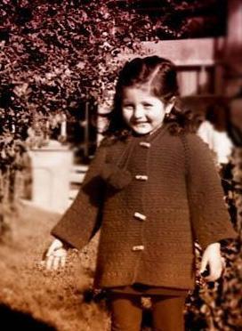 Bu küçük çocuk ekranın en çok sevilen kötü kadınlarından biri olarak tarihe geçti.