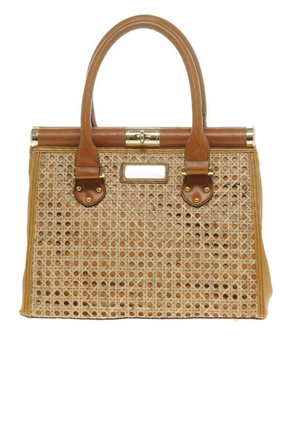 Wicker Ladies el çantası River Island