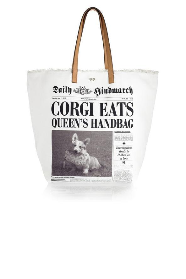 Corgi el çantası, Anya Hindmarch