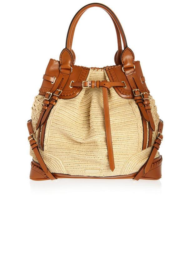 Deri ve hasır çanta, Burberry Prorsum